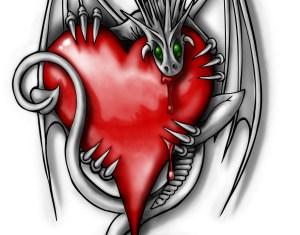 Dragon Design Tattoos