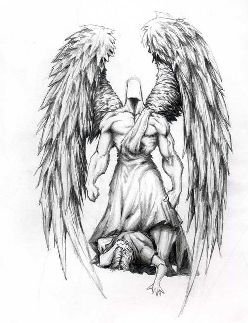 20 Guardian Baby Angel Tattoos Drawings Ideas And Designs