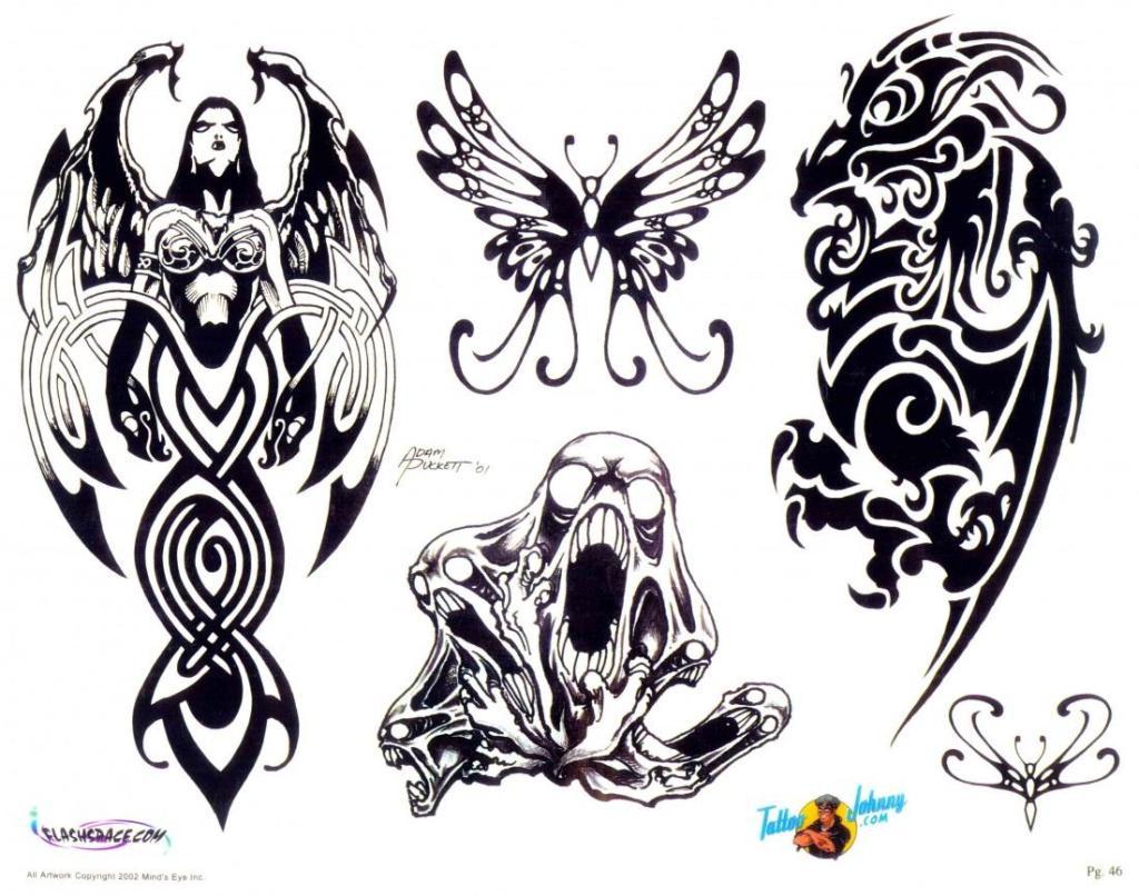 Gallery Studio Star Tattoo Easy Tribal Tattoos
