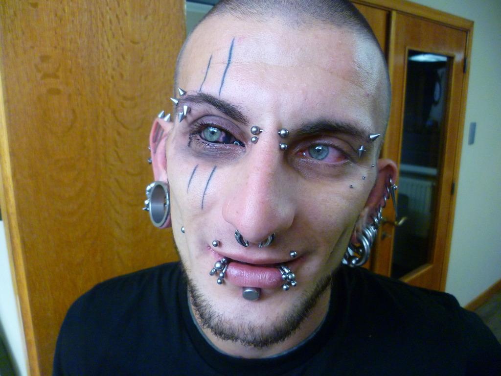 Lil Wayne Glow Dark Tattoos