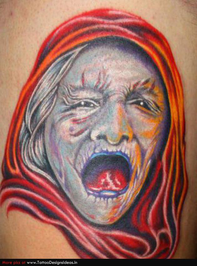 Chinese Tattoos Dragon Hand