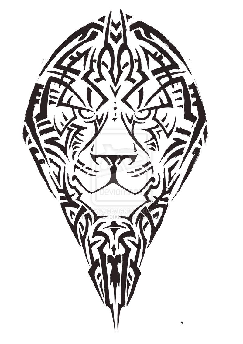 Lion Tattoo Images & Designs