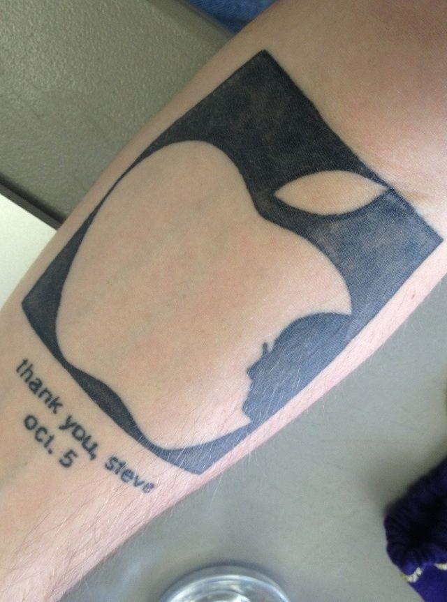 Apple Tattoo Images Amp Designs