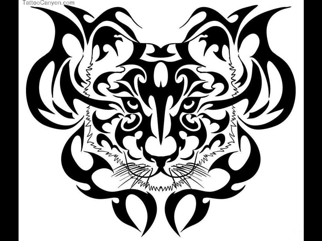 Tiger Tattoo Images Amp Designs