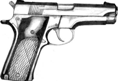 Free Gun Tattoo Designs