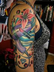sleeve tattoo & design