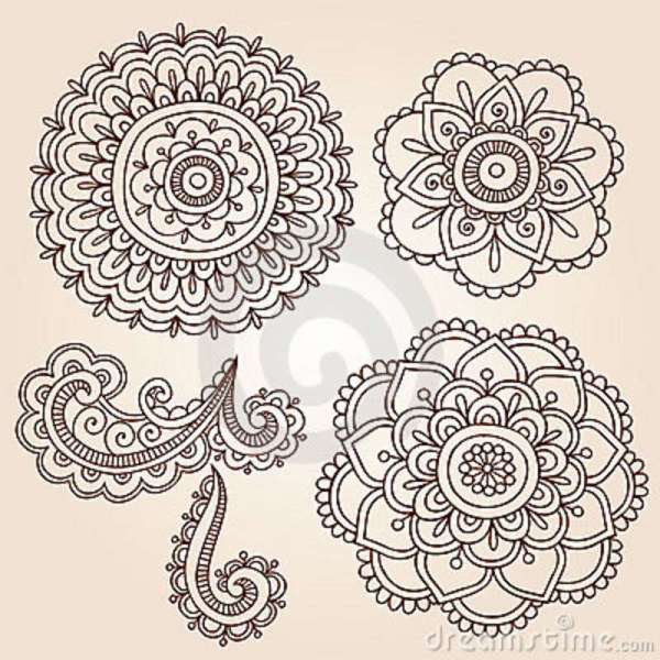 20 Mandala Henna Tattoos Meanings Ideas And Designs
