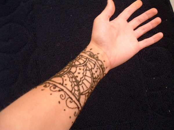 20 Henna Forearm Tattoos Ideas And Designs