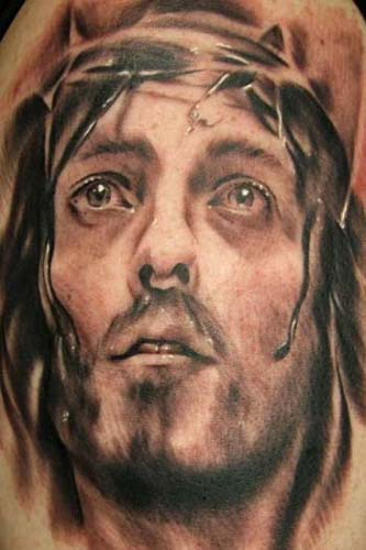 20 Amazing Pictures Of Jesus Tattoos Ideas And Designs