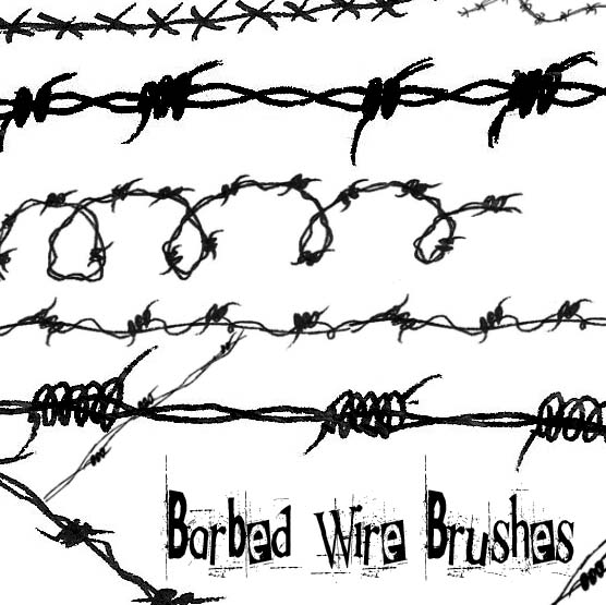 Barbed Wire Tattoo Images & Designs
