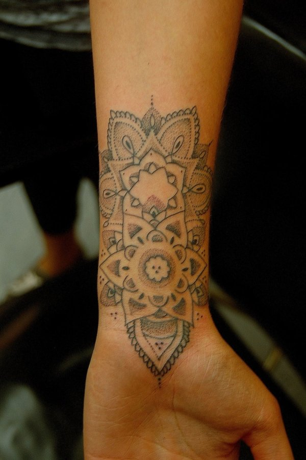 Dotwork Tattoo Images Designs