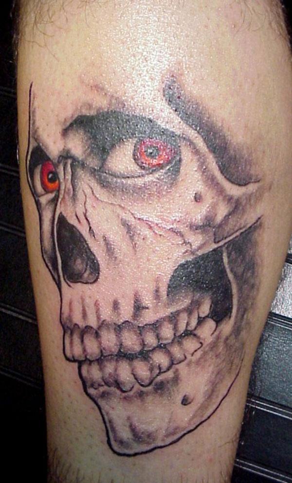 Skull Tattoo Images  Designs