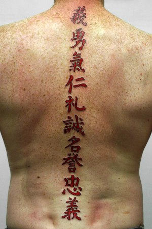 chinese symbols and meanings tattoo