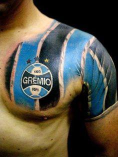 Football Tattoo