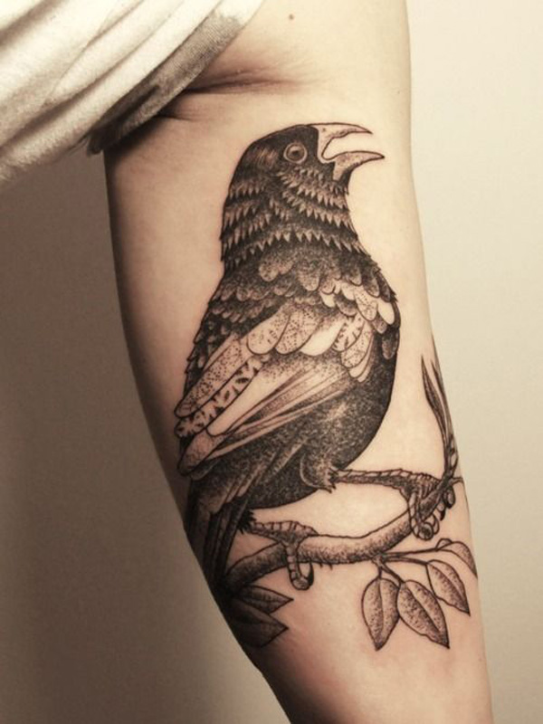 Best Bird Tattoo Designs For Men