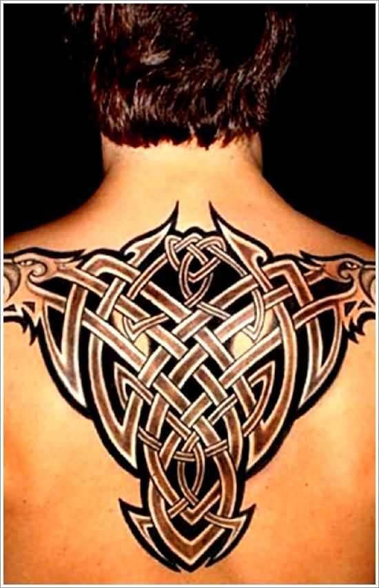 Celtic Warrior Tattoos For Men