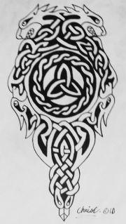 celtic tattoo & design