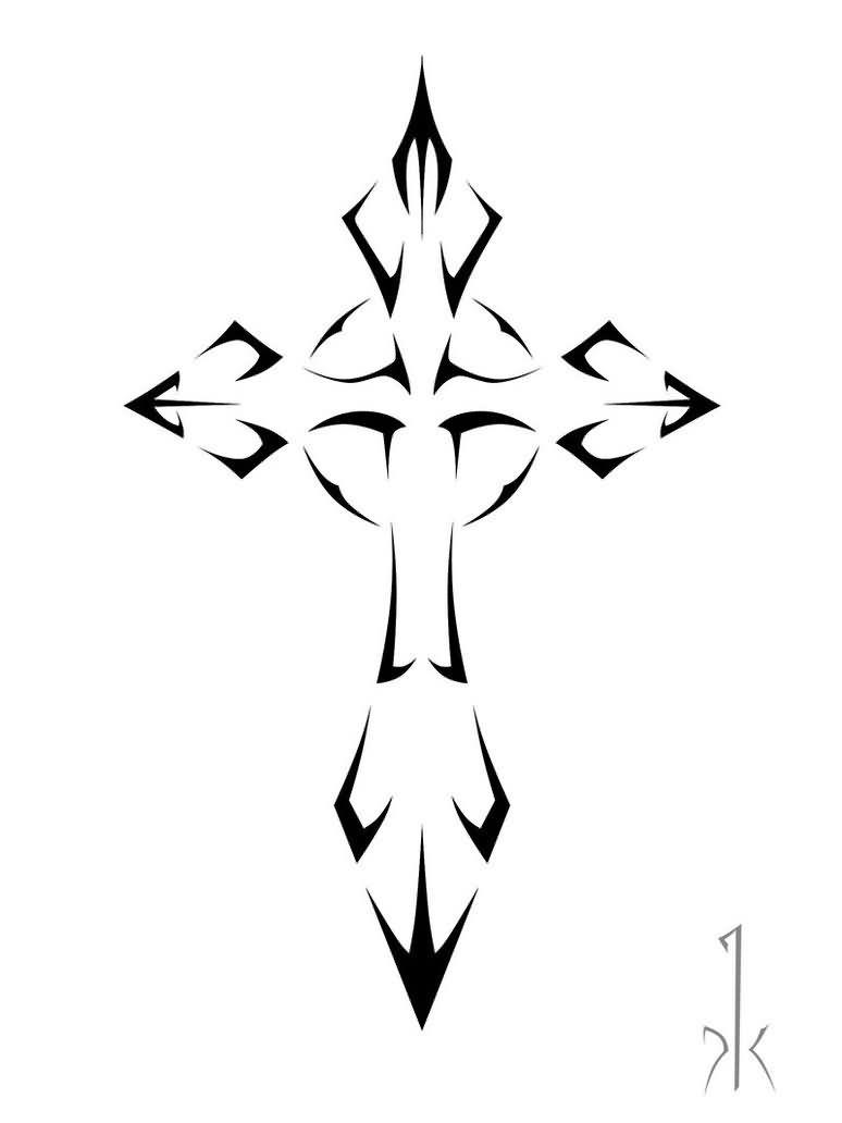 Cross Tattoos : Page 39