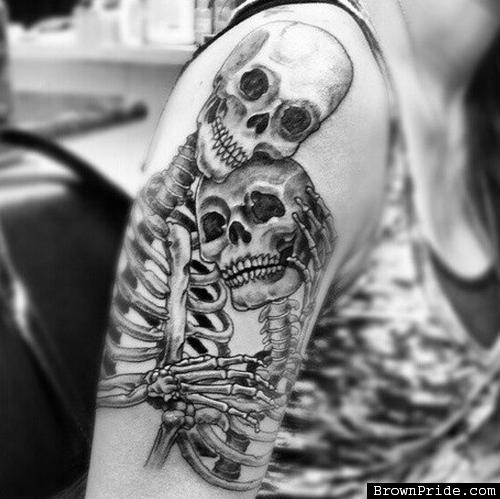 couple tattoo & design