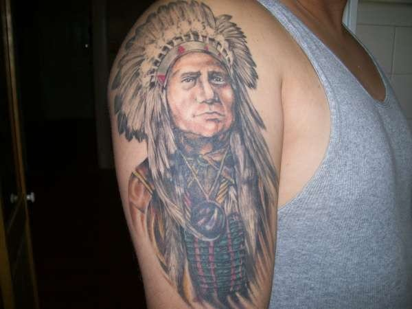 20 Cherokee Half Sleeve Tattoos Ideas And Designs
