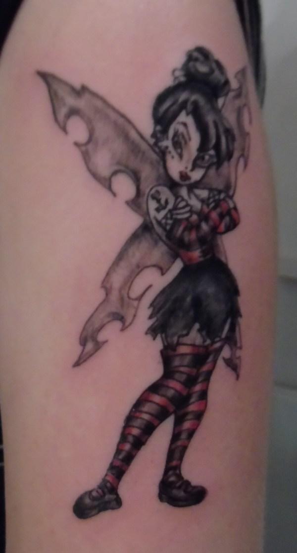 Fairies Tattoo & Design