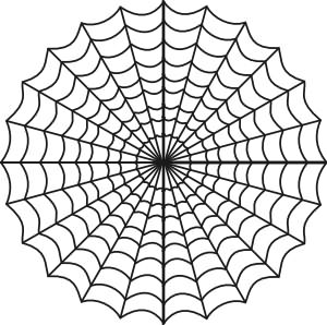 Tattoo Design Spider Web