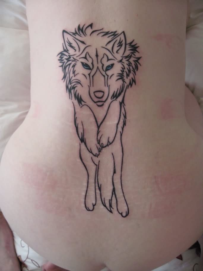 Alpha Wolf Tattoo Meaning