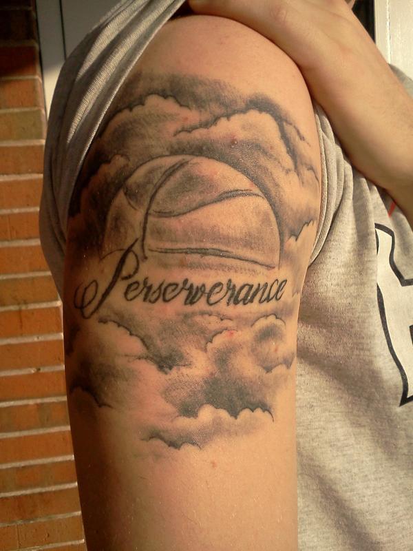 basketball tattoo & design
