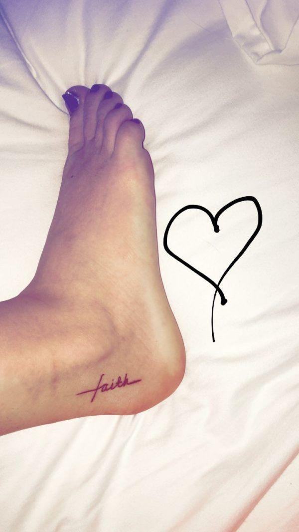 faith tattoo & design