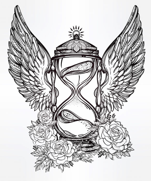 Clock Meaning Tattoo