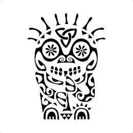 Tattoo of TATTOO TRIBES: tattoos: americas, Americas