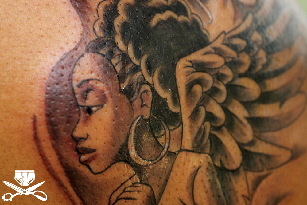 African American Tattoos Ideas