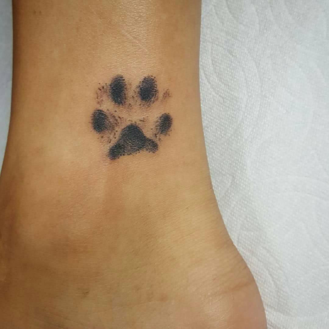 Tattoo Echte Hundefote