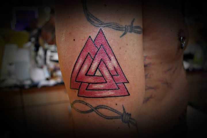 Tattoo Piktenknoten