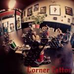 Corner Tattoo