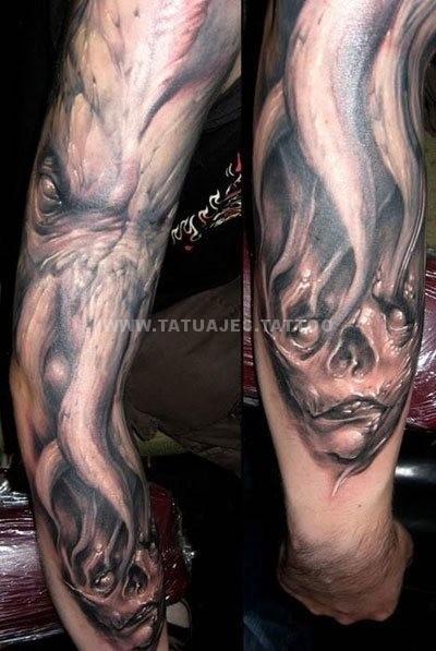 50 Ideas De Tatuajes De Calaveras Foto Y Significado