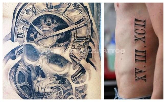 50 Ideas De Tatuajes De Romanos Foto Y Significado