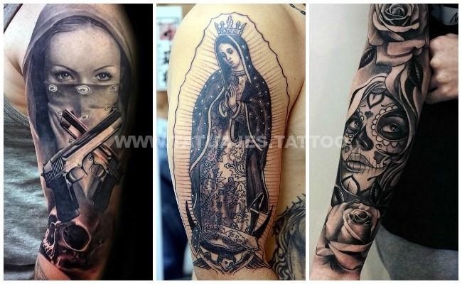 50 Ideas De Tatuajes De Chicanos Foto Y Significado