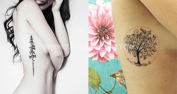 50 Ideas De Tatuajes De árbol De La Vida Foto Y Significado
