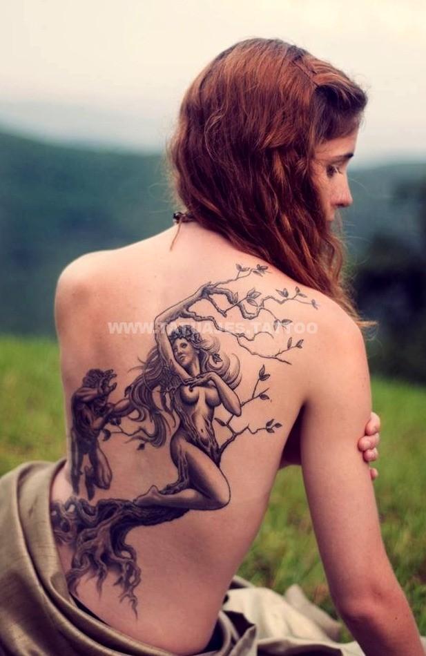 50 ideas de  Tatuajes de Hadas   Foto y significado