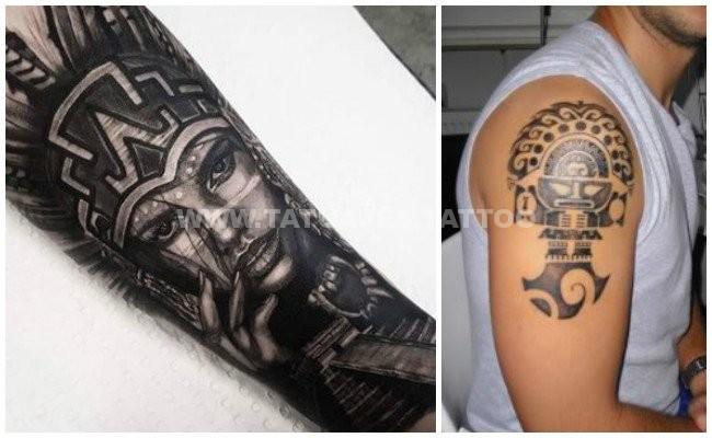 50 Ideas De Tatuajes De Aztecas Foto Y Significado