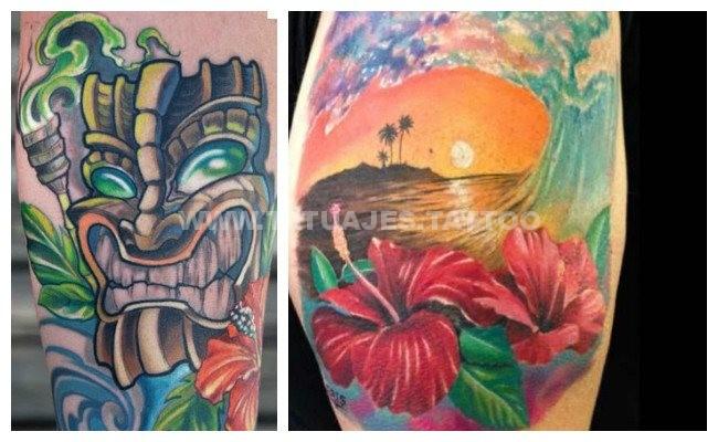 Tatuajes Hawaianos Para Mujeres