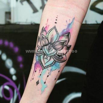 50 Ideas De Tatuajes De Mandalas Foto Y Significado