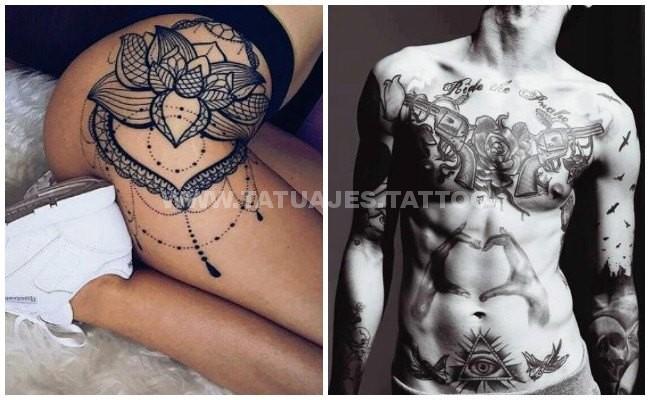 50 Ideas De Tatuajes De Grandes Foto Y Significado