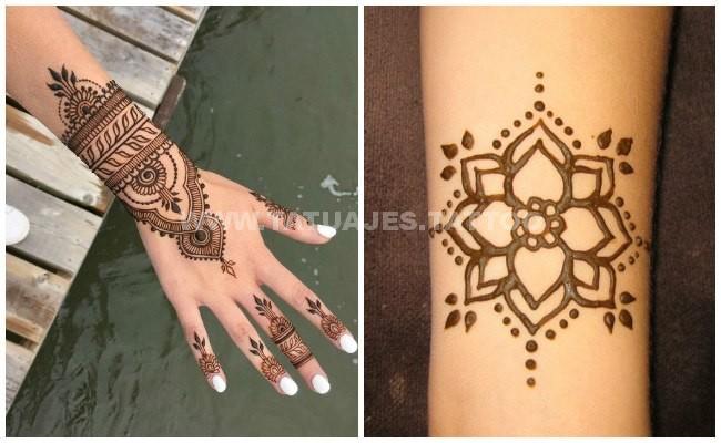 Que Es Un Tatuaje De Henna Sfb