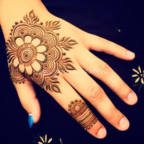 50 Ideas De Tatuajes De Henna Foto Y Significado Tattoos