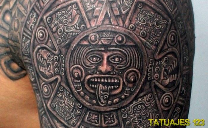 Significado De Los Tatuajes Aztecas Tatuajes 123