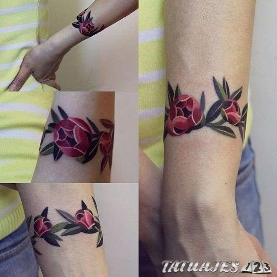 Tatuajes Brazalete Un Estilo Que Nunca Pasa De Moda Tatuajes 123
