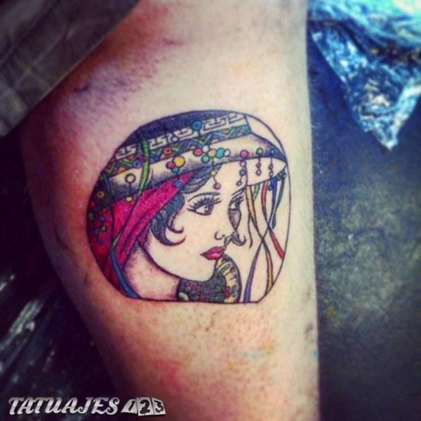 Chola Neotradicional Tatuajes 123