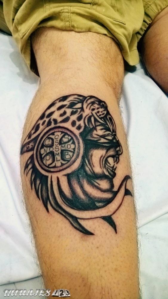 Tatuajes De Guerrero Jaguar Idea De Imagen Del Coche